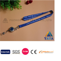 2015 China Wholesale Retractable Lanyard With Custom Logo