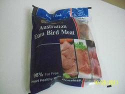 Emu Bird Meat Seller