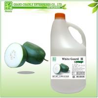 Winter melon Fruit Syrup Halal Bubble Tea Supplies Wholesales