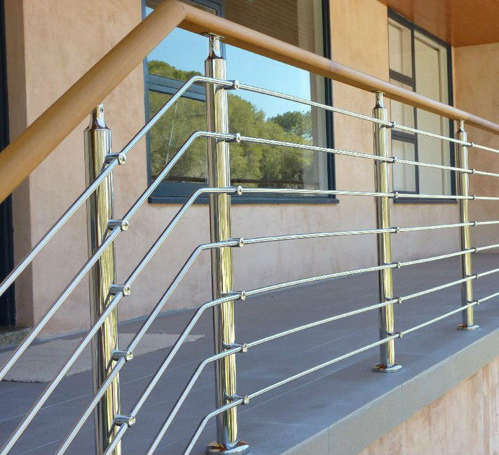 Stainless Steel Rod Interior Stairs Railing Designs View Interior Stairs Railing Designs Prima