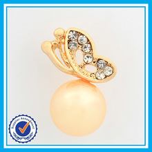 2015 Yiwu factory wholesale pearl earrings No.3252