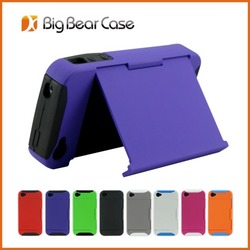 Good qualityt wo piece protective case for iphone 4