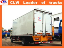 economic Thermo King Refrigeration Units refrigerated van and truck Dongfeng 4*2 ice cream van truck China refrigerated van