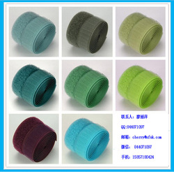 100% Nylon Product Soft Hook and Loop Tapes Wholesale with Famous China Supplier