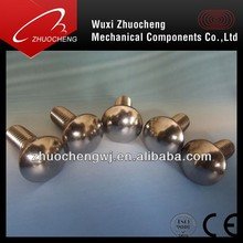 round head carriage bolt stainless steel 304,316