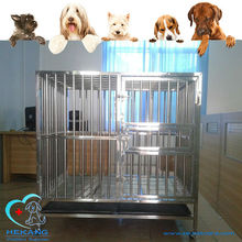 elegant durable stainless steel small animal cage