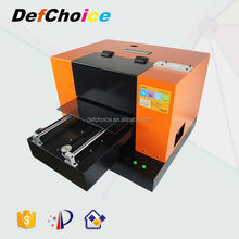 A3 R1900 MINI SMALL ECO-SOLVENT FLATBED INKJET PRINTER PRINTING MACHINE FOR PHONE CASE/PHONE SHELL/IPAD/IPHONE/KINDLE