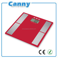 multifunction digital body fat analyser scale weight watcher scale