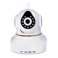 Megapixel HD 720P wireless P2P audio motion detection h.264 ptz wifi ip camera