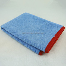 300gsm 40x40cm Auto Detailing Products Microfiber Cleaning Towel