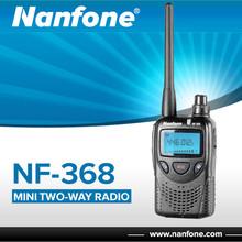 Deals Nanfone NF368 ptt wireless speakers tetra mobile Walkie Talkie