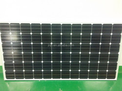 High efficiency good price mono 250w solar panel without frame