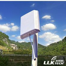 [Stable Signal] indoor antenna wifi 2.4g outdoor panell antenna with 10m cable with n-female