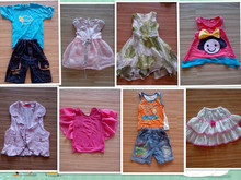 summer wholesale children used clothes
