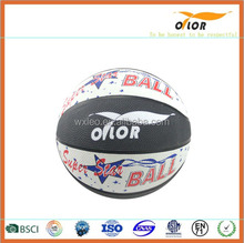 Colorful custom design professional basketball