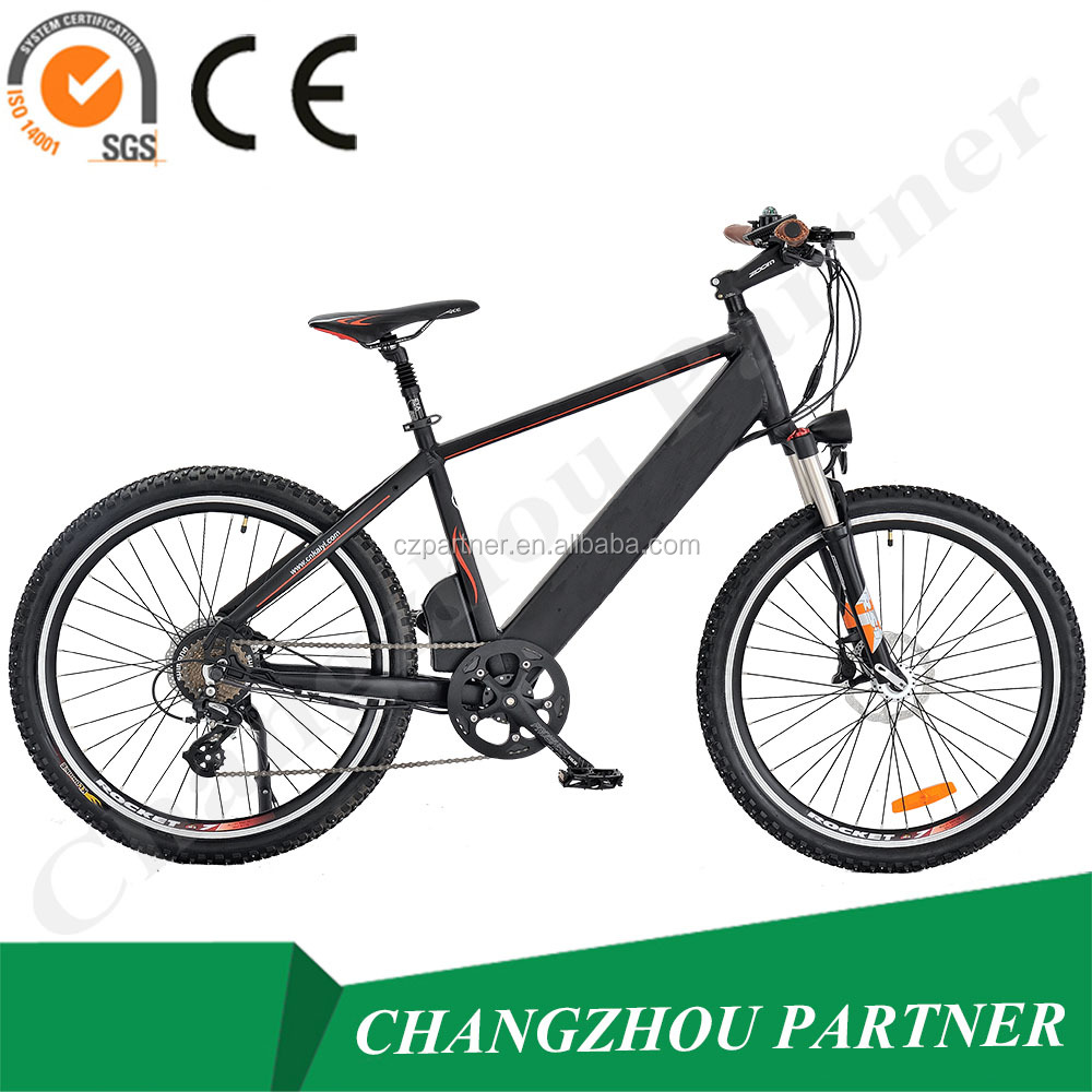 Cheap Motorized Battery Powered Electric Bicycle Price In
