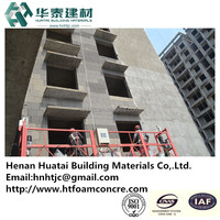 Competitive price high performance cement insulation board
