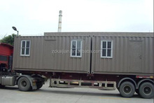 Prefabricated house container/ shipping container prefabricated homes/flat pack container house