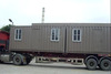 Prefabricated house / shipping container prefabricated homes/flat pack container house