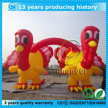 Customized advertising inflatable chick cartoon