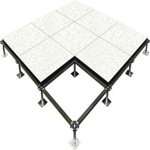 high quality raised floor with HPL/PVC/Ceramic finish for data center, merchine room and computer room
