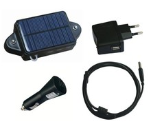 waterproof solar gps tracking device, CCTR808S solar Big Battery 4000 mAH Li battery with long standby time gps tracker