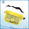 2015 pvc popular waterproof waist bag for all ages convenient to travel