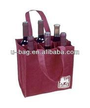 non woven bottle bag, wine bag