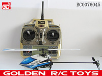 Wltoys V977 2014 latest design 2.4G 6-CH model king rc helicopter 360 degree eversion