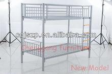 2013 nuevo modelo de venta caliente derriba cama litera de metal