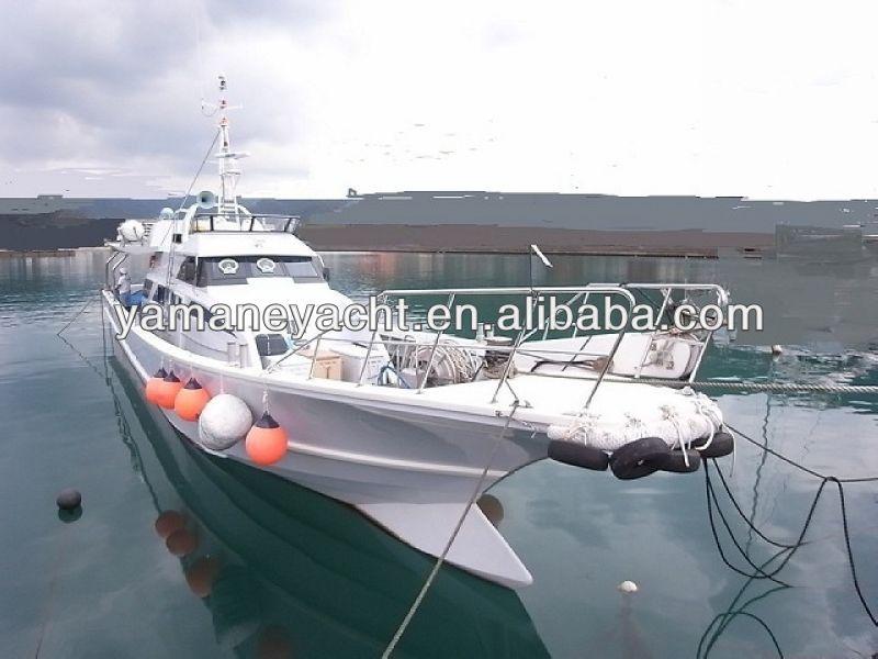 Used fishing boat 19m frp japan fishing boat buy used for Used fishing boat