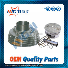 Motorcycle Parts Motorcycle Engine Parts Cylinder block for Qingqi suzuki GS250cc engine72mm diameter