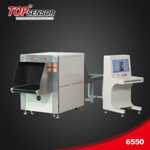 el aeropuerto de escáner de rayos x