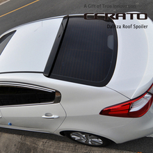 Roof Glass Wing Spoiler PAINTED for KIA K3 / FORTE / CERATO 13+