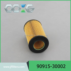 Cost of an oil filter change types of oil filters OE 90915-30002 for Toyota