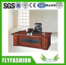 Hot sale! 40% discount factory high quality ergonomic office manager table design/wooden office work table ET-08