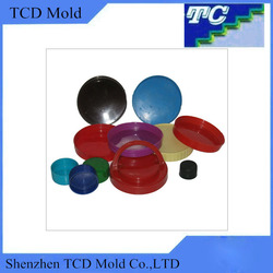 High Quality Plastic Caps Plastic Injection Mould