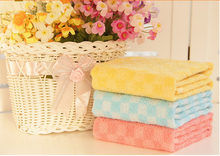 Popular new design bamboo fiber hair towel with super water absorbtion for family BHRT001