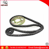 YBR125 Motorcycle Chain And Sprocket Kit 45-14T