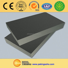 BEIPENG SHOUHAO polyurethane sandwich insulation board with metal exterior panels