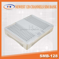 Hot sale sim bank 128 port/prevent sim card block/gsm internet usb modem