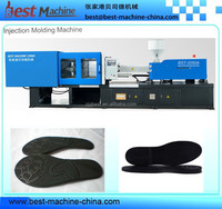 high capacity plastic shoe sole making machine injection molding machine supplier