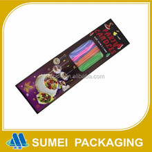 Wholesale Custom Popular Paper Candle Box