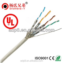 Network cable 24AWG cat6 Cable 305m UTP cat6 Patch cord 25 pair Cat 6 lan Cable