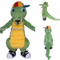 hot sale plush material adult digimon costume professional handmade digimon mascot costume