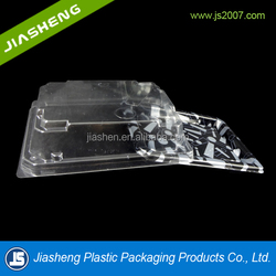 Disposable Plastic Sushi Containers