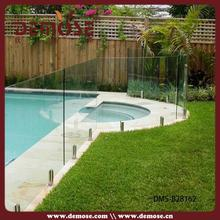 morden design inground pool fence options/pool fence