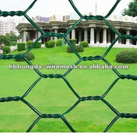 20 gauge pvc coated galvanized hexagonal wire netting factory with best price