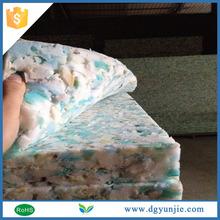 Natural formular polyurethane foam board for making guest bed