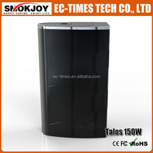Looking for China electornic cigarette wholesale offer Newest SMOKJOY 150W e cigarette mini box mod with temperature control